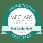 MECLABS Institute Online Testing Certified